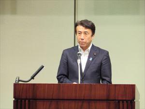 齋藤農林水産大臣祝辞