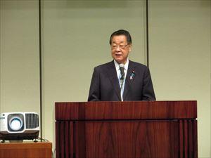 吉川農林水産大臣祝辞