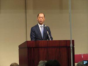 宮崎まさお会長会議顧問(情勢報告)