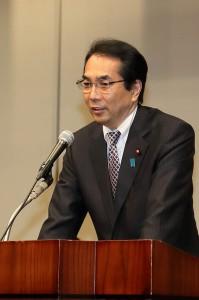 江藤農林水産大臣祝辞